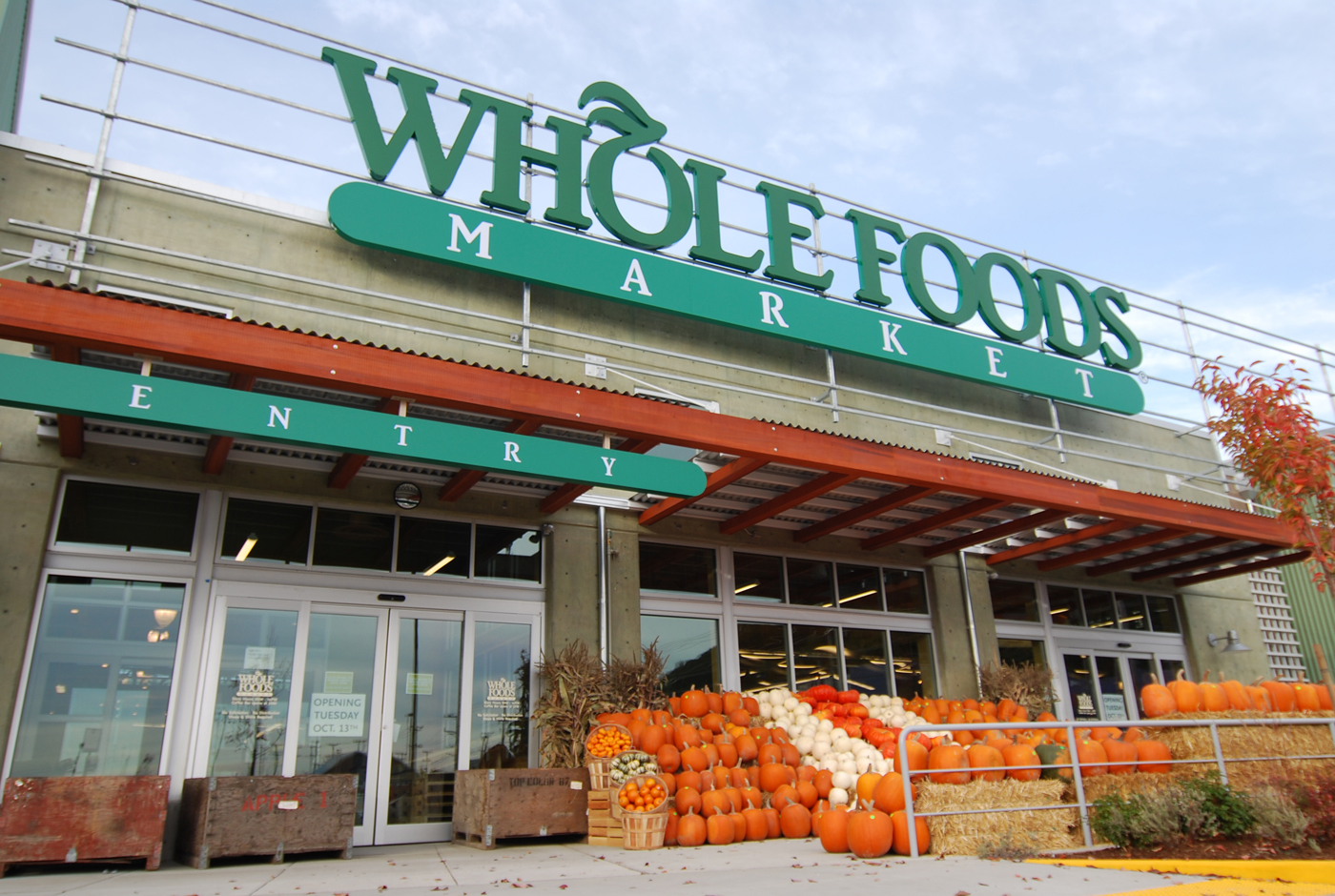 Whole Foods Franchise