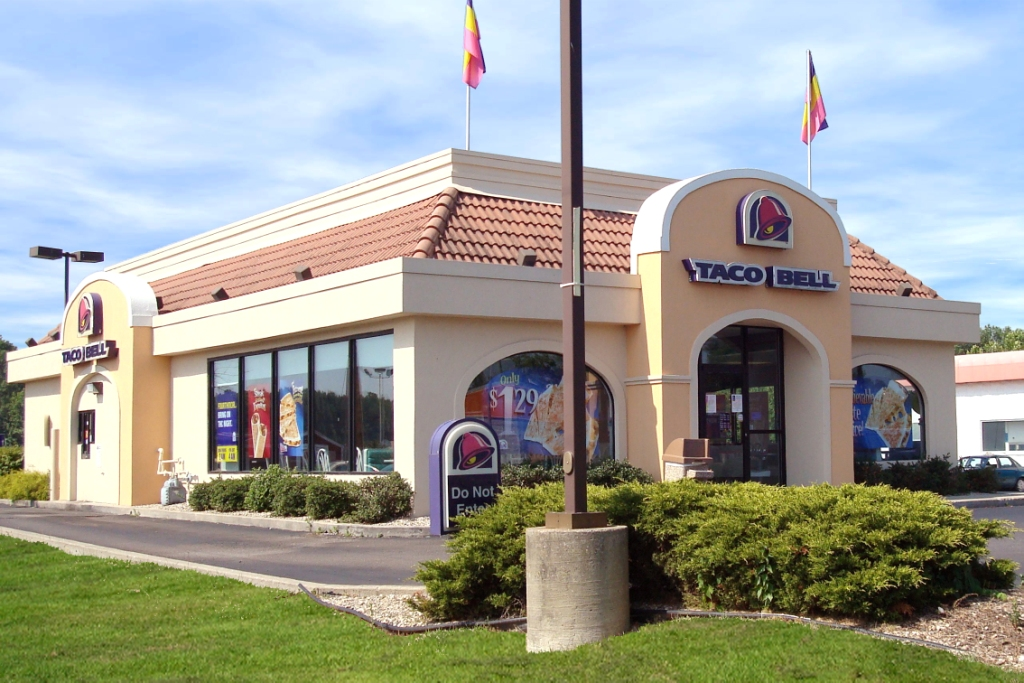 Taco Bell Franchise Cost