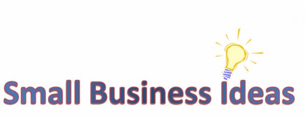 small business ideas list