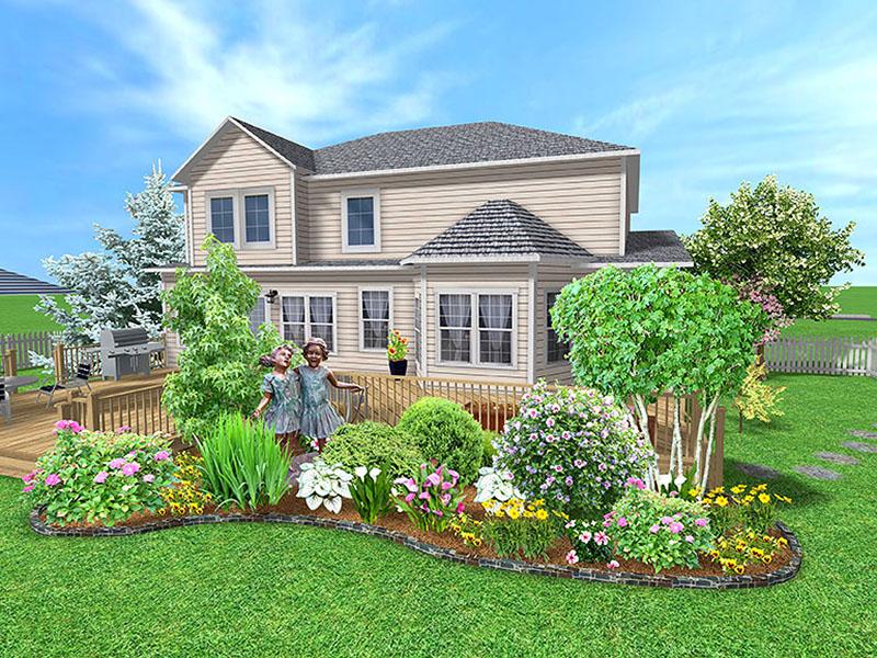 Landscape franchises for Home landscape design software